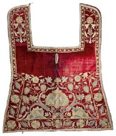 17th-/early 18th-century Ottoman saddle side piece