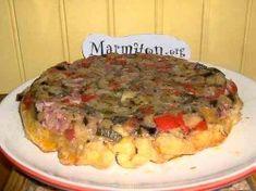 Tarte tatin de légumes : Recette de Tarte tatin de légumes - Marmiton