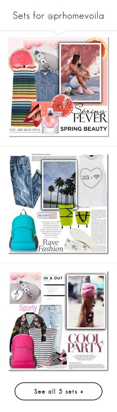"""""""Sets for @prhomevoila"""" by dora04 ❤ liked on Polyvore featuring beauty, Acne Studios, Sonia Rykiel, Wet Seal, Lancôme, springscent, Ally Fashion, J.Crew, Comptoir Des Cotonniers and H&M"""