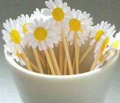 Daisy Toothpicks