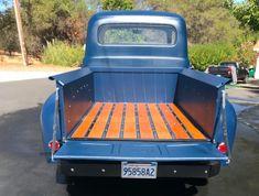 1951 Ford F-1 Pickup for sale on BaT Auctions - closed on September 26, 2018 (Lot #12,680) | Bring a Trailer Pickups For Sale, Shop Truck, Leaf Spring, Classic Cars Online, F 1, Pick Up, September, Trucks, Truck