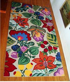 Cheery rug