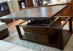 和木居二代美栖正品出实木可升降茶几 Decor, Table, Height Adjustable, Adjustable Height Desk, Desk, Furniture, Home Decor, Office Desk, Coffee Table