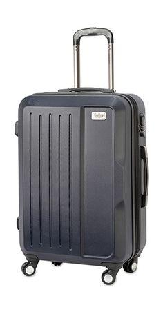 Trolley Hard Shell Suitcase Suitcase, Shells, Seashells, Suitcases, Conchas De Mar, Sea Shells
