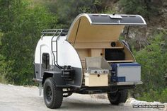 So-Cal Teardrops - Gallery - XS Off-Road Teardrop