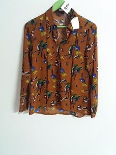 87625d2641 Camisa semitransparente - Chicfy   semitransparent shirt