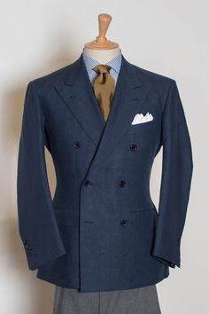 Blazers, Double Breasted Jacket, Sport Coats, Mother Of Pearl Buttons, Men's Style, Evolution, Men's Fashion, Suit Jacket, Suits