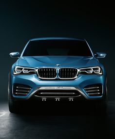 Not sure why BMW keeps on repeating itself... but it does look sexy, BMW Concept X4