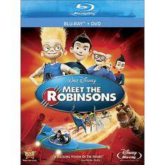 Meet the Robinsons (2 Discs) (Blu-ray/Dvd)