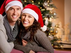 couples christmas photos - Google Search