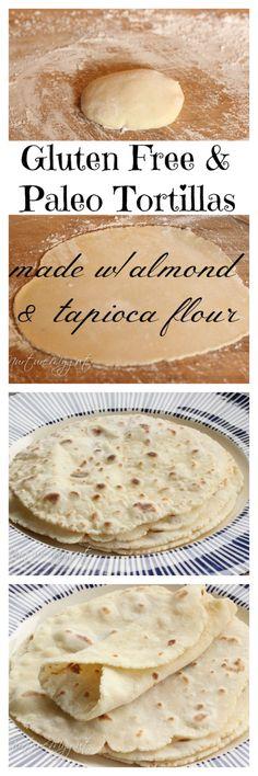 Gluten free Paleo Fr