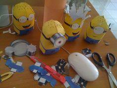 Cute : Minions DIY