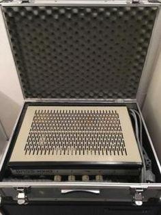 Dynacord Bass King (Bassverstärker von 1963 / Vollröhren- Amp)