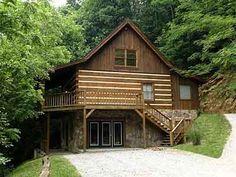 4b3b $240 Wears Valley TN Cabin Rentals   Black Bear Hollow Cabin Rentals   Black Bear's Lodge Cabin