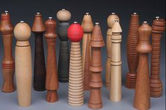 pyography pepper mill - Google Search