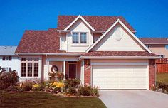House Plan 97434 | Country Plan with 1728 Sq. Ft., 4 Bedrooms, 3 Bathrooms, 2 Car Garage