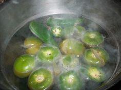 Salsa verde....