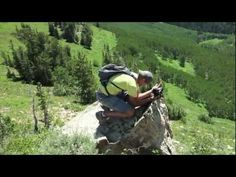 This is Guardsman's Pass up Big Cottonwood Canyon. It's about 13 miles round-trip and quite strenuous in places. This is a little mocumentary we made while on the hike.