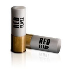 FLARE / Special / Shotgun Ammunition / Products / DDupleks Defence ( illuminate the area rapidly ) then you can easily see the fleeing burglar as they attempt to escape your wrath ☑️ Survival Weapons, Weapons Guns, Guns And Ammo, Doomsday Prepping, Survival Prepping, Shotgun Slug, Combat Shotgun, Sirens, Radios