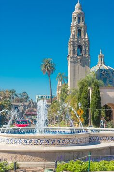 Balboa Park is one of San Diego's best attractions.  Adventure | #MichaelLouis - www.MichaelLouis.com