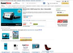 Wii u pricing blunder, console sold for £41.40