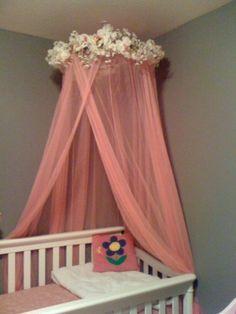 canopy over crib