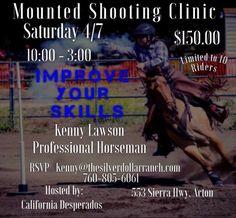 Acton California, Silver Dollar, Clinic, Ranch, Guest Ranch