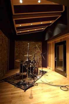 studio live room design - Google Search