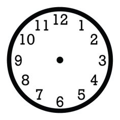 FREE 1st Grade Common Core Worksheet (Time to the hour and