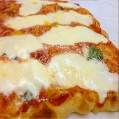 La pizza in teglia ad alta idratazione e maturazione diAdrianoContinisio | La mamma cuocò Calamari, Lasagna, Mashed Potatoes, Ethnic Recipes, Blog, Breads, Collage, Diet, Brioche