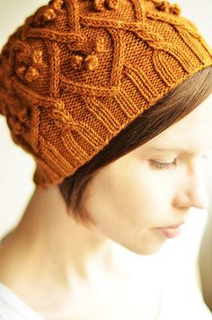 ...Laurel by Jared Flood, as knit by ignorantbliss...