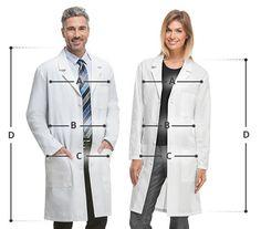 M3 Laennec Classic Fit Lab Coat in 2019 Doctor coat, Lab