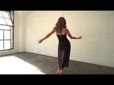 Kristina Androsenko - founder of Dance Fit Method - #1 Workout For Dancers by Dancers - YouTube