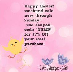 Easter sale now through sunday!  #therustiquenail #etsy #handmade #etsyshop #sale #disney #disneyprincess #disneymagic #magickingdom #disneycharacter #blogger by therustiquenail