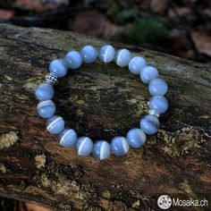 Gemstone bracelet/Edelstein Armband mosaika.ch
