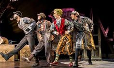 The Wind in the Willows. Vaudeville Theatre, London.