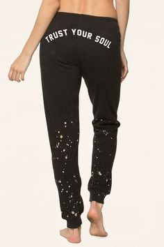 Trust Your Soul Sweatpant - Spiritual Gangster