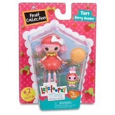 Mini Lalaloopsy Doll- Tart Berry Basket