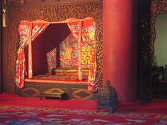 Bedchamber in The Forbidden City