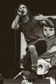 Eddie Pinkpop '92