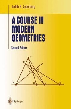 Singularities in boundary value problems research notes in applied undergraduate texts in mathematics ser a course in modern geometries by fandeluxe Gallery