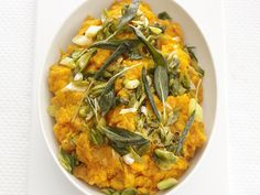 Sweet Potato Mash from #FNMag
