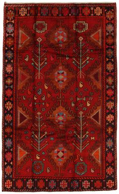 Lori - Qashqai Persian Carpet | nmd5471-996 | CarpetU2