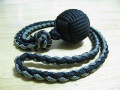 Monkey fist knot