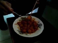 Yogyakarta Street Food, Modified Meatball Cilok Gajahan Indonesia - YouTube