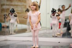 Cincinnati Ballet Children's Division Classes are perfect for young dancers. From now through November, register your 2-8 year old for a free class!