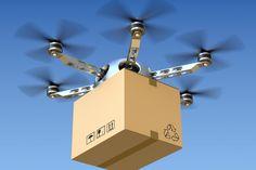 """Reparto de paquetes con drones, la tecnología japonesa, TecnoGeek http://go.shr.lc/24k6bxb """"el futuro nos alcanza"""" #tecnología"""