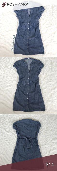 0dda92c90a0852 3  15 Old Navy-Girl s Denim Dress 🦄Brand  Old Navy🦄