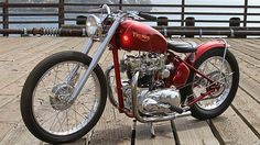 1959 Triumph TR6 Bobber Multiple Award Winner presented as lot F75 at Las Vegas, NV 2016 - image6