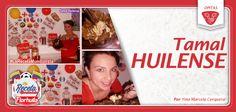 El sabor del Huila se encuentra en un tamal huilense y hace parte de La Receta Mundialista.